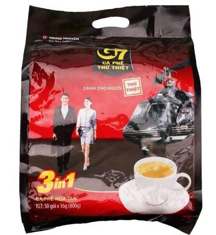Растворимый кофе 3в1 Trung Nguyen