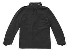Куртка Alpha Industries M-65 Defender Black (Черная)
