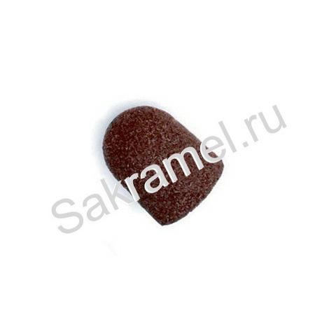 Колпачок абразивный 16 мм. коричневый #120