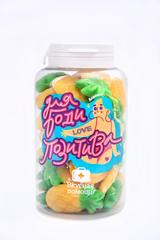 Вкусная помощь мармелад ананасики «Для бодипозитива» 250 мл