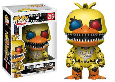 Фигурка Funko POP! Vinyl: Games: FNAF: Nightmare Chica 13734