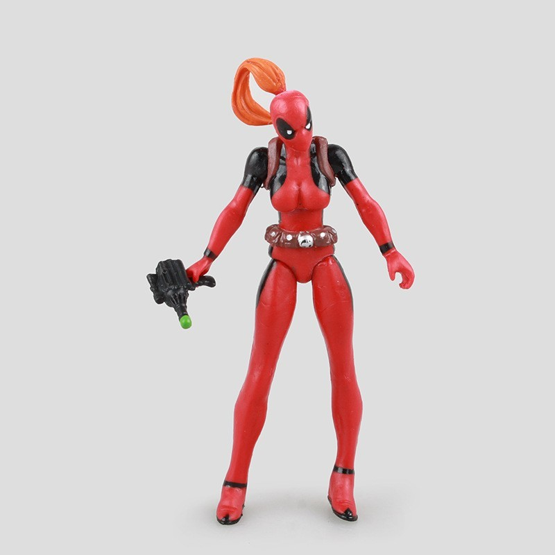 Deadpool Corp Action Figure Collection