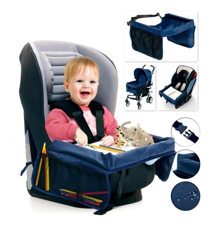 Для автомобилистов Столик для автокресла «Веселое путешествие» DE_0117-6.jpg