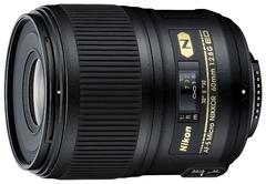 Объектив Nikkor AF-S 60mm f 2,8G ED Micro