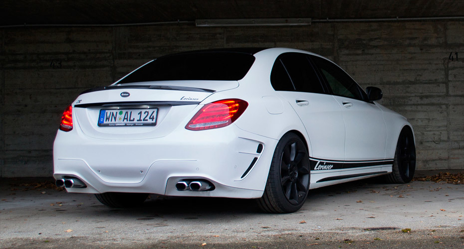 Обвес Lorinser для Mercedes W205