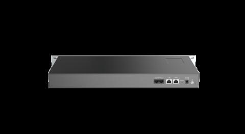 Grandstream GXW4504 - IP шлюз. 4xE1/T1/J1, до 120 одновременных вызовов, поддержка PRI, SS7, MFC R2 digital signaling, 2xGigabit  Ethernet, NAT, 2xUSB