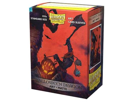 DS Sleeves: Halloween Dragon (100)