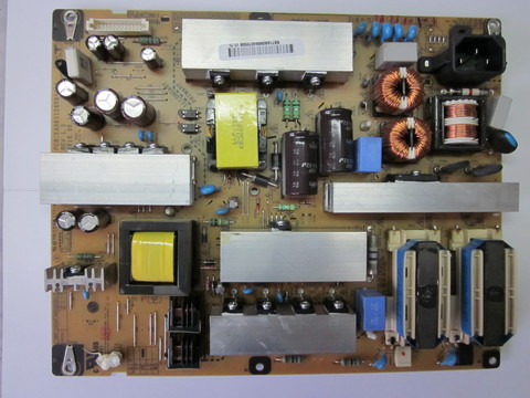 БП+инвертор LG 42LK430