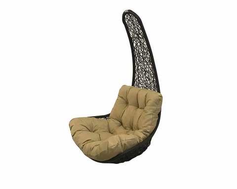 Корзина для подвесного кресла из ротанга Грация