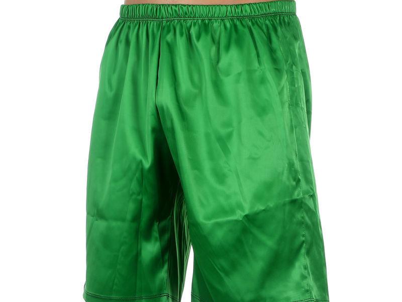 Мужские шорты удлиненные зеленые Van Baam 39265