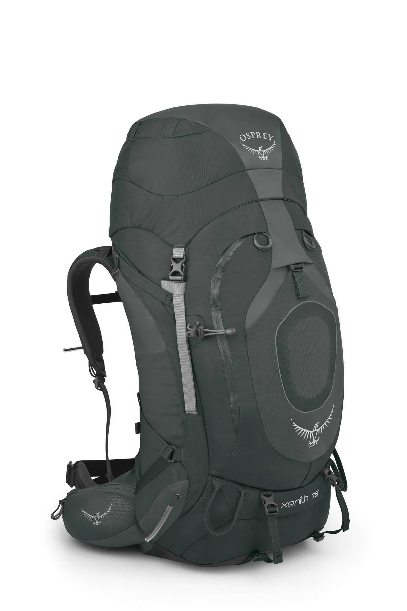 Туристические рюкзаки Рюкзак туристический Osprey Xenith 75 Xenith_75_Side_Graphite_Grey_web.jpg