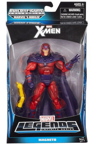 Marvel Legends X-Men Previews Exclusive - Magneto
