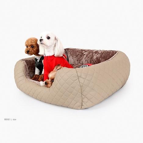 стильные лежанки для собак