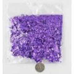Конфетти КД 408 ФЛ (фиолетовый) 250 г
