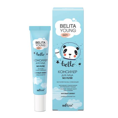 Белита Belita Young Skin Консилер для лица «No Filter» 20мл