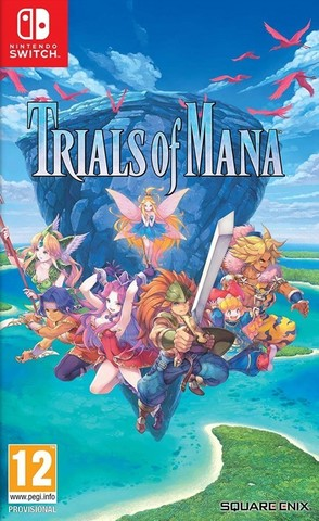NS: Trials of Mana (русская документация)