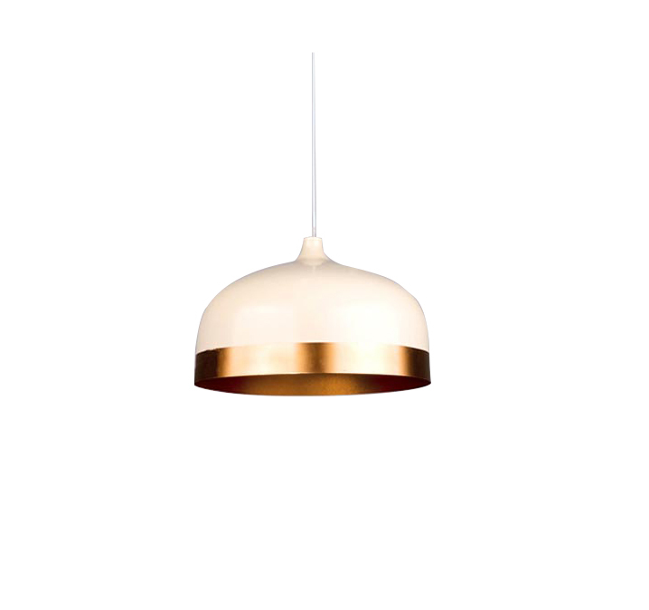 Подвесной светильник копия Glaze by Innermost D33 (латунь)