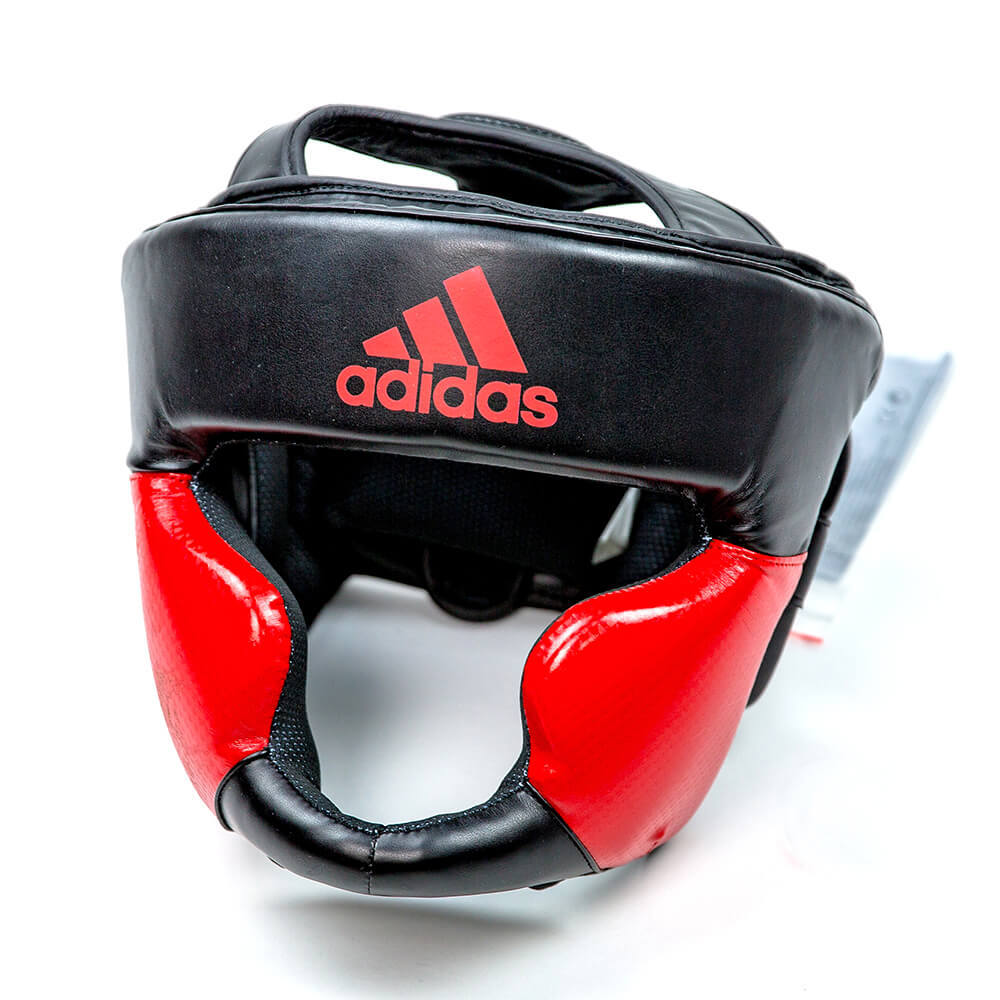 Шлемы ШЛЕМ ДЛЯ КИКБОКСИНГА RESPONSE STANDARD HEAD GUARD ADIDAS 5L9A96585L9A9658.jpg