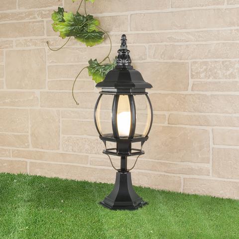 Ландшафтный светильник IP33 GL 1001S черный