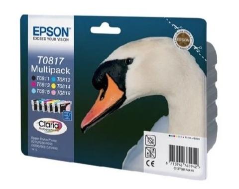 Картридж Epson C13T11174A10 комплект