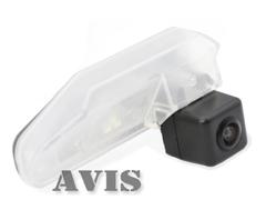 Камера заднего вида для Lexus IS 250C 09+ Avis AVS312CPR (#042)