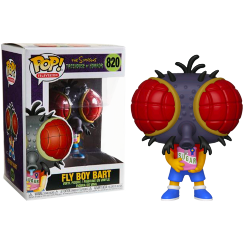 Фигурка Funko Pop! Animation: The Simpsons - Fly Boy Bart