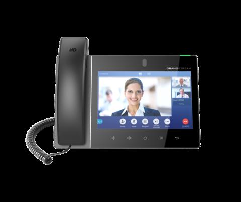 Grandstream GXV3380 - IP видеотелефон. 16 SIP аккаунтов, 16 линий, 8