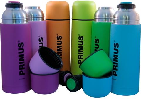Картинка термос Primus Vacuum bottle 0.75L Розовый