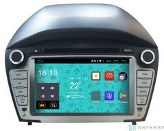 Штатная магнитола 4G/LTE с DVD для Hyundai IX35 10-15 на Android 7.1.1 Parafar PF361D