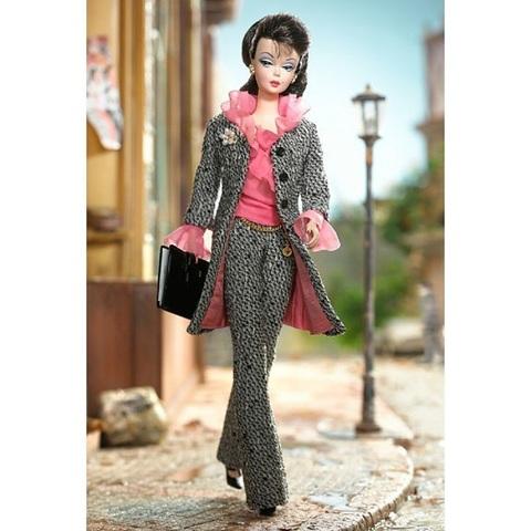 Барби Силкстоун Подарочный набор Модельная Жизнь