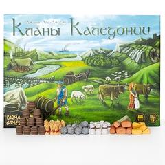 Набор реалистичных ресурсов для игры «Кланы Каледонии»