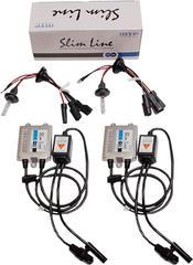 Комплект ксенона MTF Light Slim Line H27 (881) (4300K)