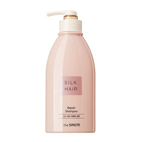THE SAEM Шампунь для волос Silk Hair Repair Shampoo