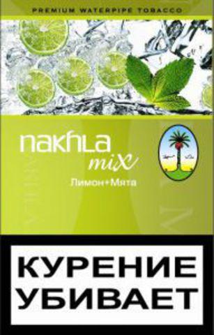 Nakhla Mix Лимон с мятой