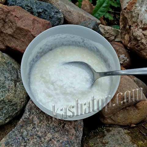 Каша рисовая с маслом 'Гала-Гала', 40г
