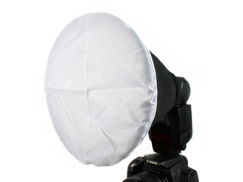 Софтбокс для накамерной вспышки Falcon Eyes EHA-CB15 POP-UP Softbox
