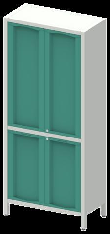 Шкаф лабораторный ШКа-2 АйЛаб Organizer (вариант 4) - фото