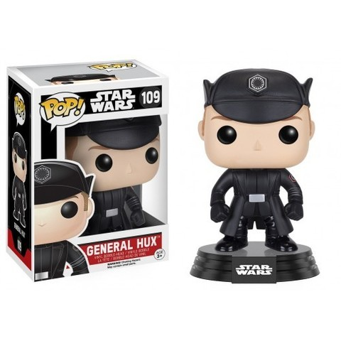 Фигурка Funko POP! Bobble: Star Wars: E7 TFA: General Hux 9616