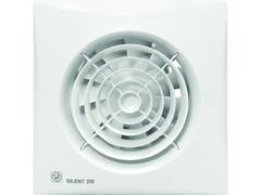 Вентилятор накладной S&P Silent 200 CHZ (таймер, датчик влажности)