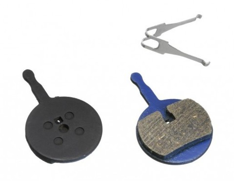 Колодки тормозные SPENCER, диск, AVID BB5