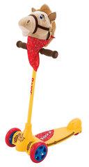 Самокат и игрушка для детей (2 в 1) Razor Kuties Cowboy жёлтый