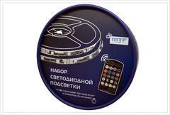 Наборы светодиодной подсветки MTF Light 5S2A185CC 5м (синий)