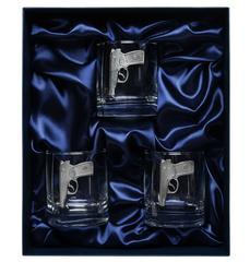 Набор стаканов для виски «Пистолет Макарова», фото 3