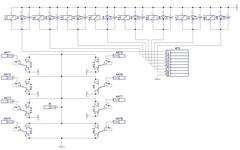 DIY 8:1 remote antenna switch up to 1500 W hamradio HF (1-50MHz)