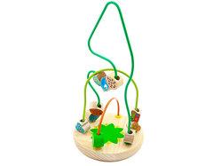 Игрушки из дерева  Лабиринт