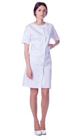 Халат женский медицинский М 173