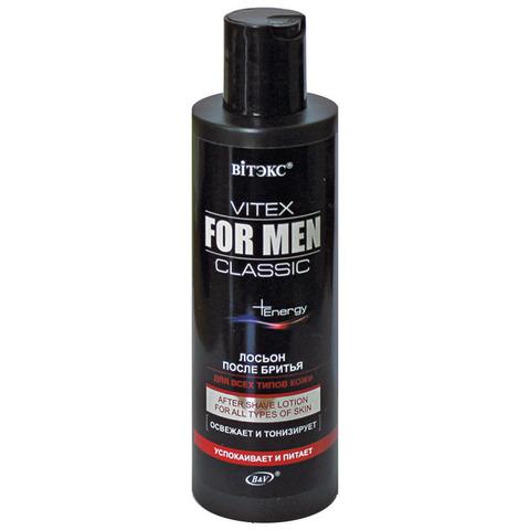 Витэкс Vitex for men Classic Лосьон после бритья для всех типов кожи 200 мл