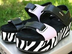 Летние женские сандалии на платформе Richesse RZ