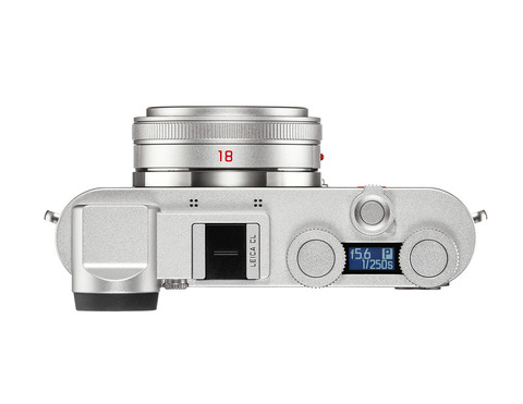 Leica CL Kit Elmarit-TL 18мм f/2.8 Asph Silver