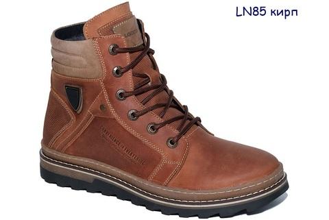 Кроссовки зимние LN 85w кирпичные
